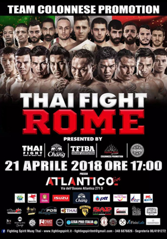THAI FIGHT ROMA