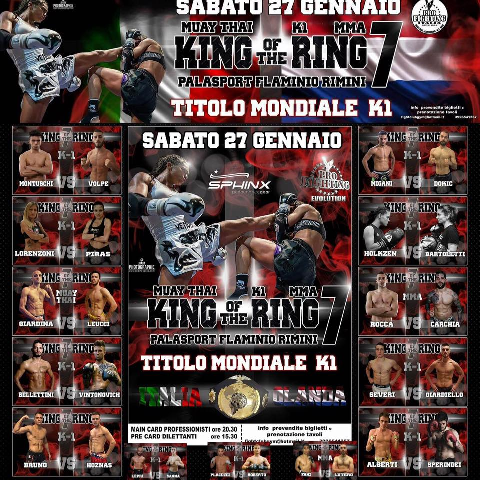 KING OF THE RING 7
