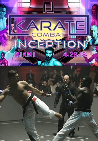 KARATE COMBAT INCEPTION