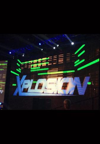XPLOSION 747