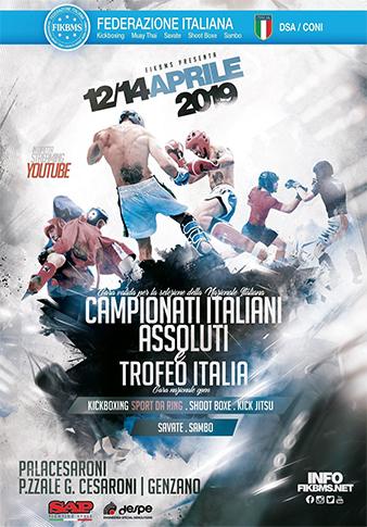 CAMPIONATI ITALIANI GENZANO