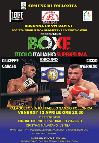 TITOLO ITALIANO CARAFA INVERNIZIO