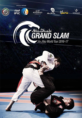 ABU DHABI GRAND SLAM 5 LA 2016
