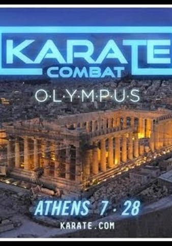 KARATE COMBAT   OLYMPUS