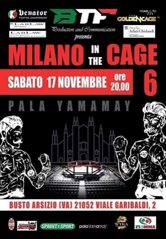 MILANO IN THE CAGE 6